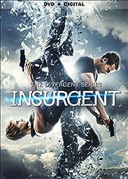 The Divergent Series: Insurgent [DVD + Digital]