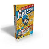 Stan Kirby Captain Awesome 3-Pack: Captain Awesome to the Rescue; Captain Awesome vs. Nacho Cheese Man; Captain Awesome and the New Kid