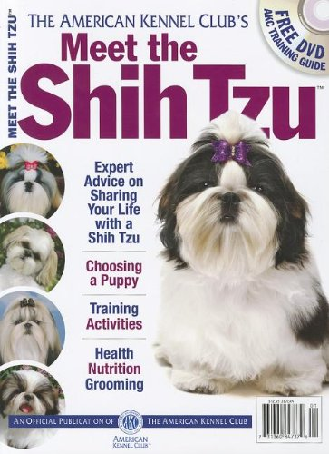 Meet the Shih Tzu (AKC Meet the Breed Series)