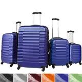 Lot de 4 valises