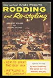 RODDING AND RE-STYLING MARCH 1959 CAMSHAFT DRAG-O-WAY FN