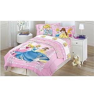 Disney princess double bed sheet set: Amazon.co.uk ...