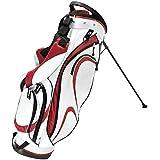Orlimar Golf 7.6+ Stand Bag, White/Red/Black