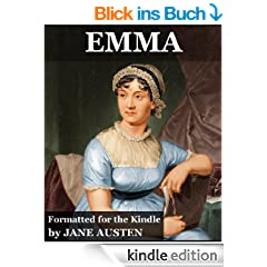 Emma (Annotated, Illustrated, Author Memoir and Gallery) (English Edition)