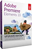 Adobe Premiere Elements 10, Upgrade version (PC/Mac)