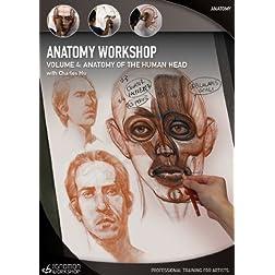 Anatomy Workshop Volume Four - Anatomy of the Human Head with Charles Hu