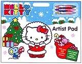 Hello Kitty Xmas Artist Pad