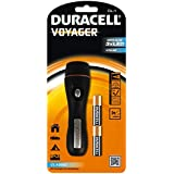 Duracell Voyager Rubber Water-Resistant LED Torch with 2 AA Batteries - CL-1