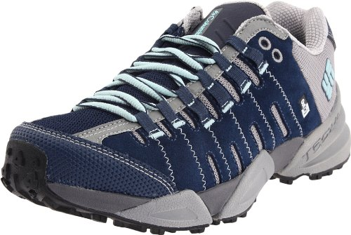 Columbia Sportswear Women's Master Of Faster Low Outdry Ltr Trail Running Shoe,Dress Blues,7 M US