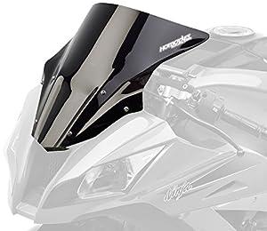 Hotbodies Racing 51101-1604 Solid Black Venom Windscreen