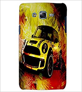 PrintDhaba Car D-2818 Back Case Cover for SAMSUNG GALAXY ON 7 (Multi-Coloured)