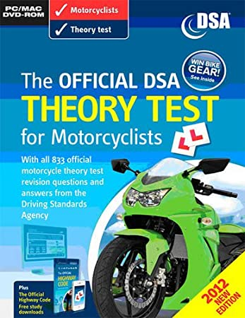 Official Dsa Theory Test for Motorcyclist