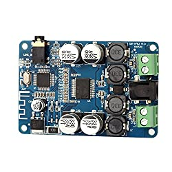 KKmoon TDA7492P 225W Wireless Bluetooth V2.1 Audio Receiver Amplifier Board Module with AUX Interface from KKmoon