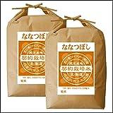 【28年度新米】 ななつぼし 白米 10kg (5kg×2袋) 五つ星お米マイスター契約栽培米 平成28年度産 白米