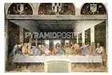 サブカル『LEONARDO DA VINCH/ダヴィンチ(最後の晩餐)《PPS022》』名画ポスター
