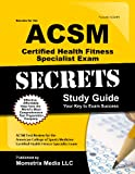 51FAwVgNIQL. SL160 Secrets of the ACSM Certified Health Fitness Specialist Exam Study Guide: ACSM Test Review for the American College of Sports Medicine Certified Health Fitness Specialist Exam