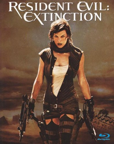 Resident Evil: Extinction (Blu-ray Steelbook Bonus Disc) [Blu-ray]