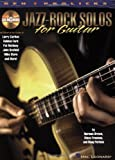 img - for Jazz-Rock Solos for Guitar: Lead Guitar in the Styles of Carlton, Ford, Metheny, Scofield, Stern and more! (REH Pro Licks) book / textbook / text book