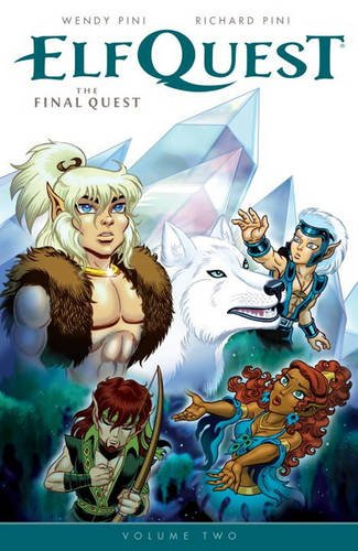 Elfquest: The Final Quest Volume 2 (Elf Quest 1 compare prices)