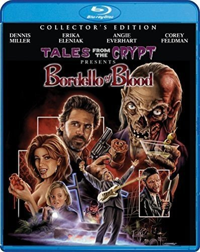 Blu-ray : Tales from the Crypt Presents: Bordello of Blood (Collector's Edition, Widescreen)