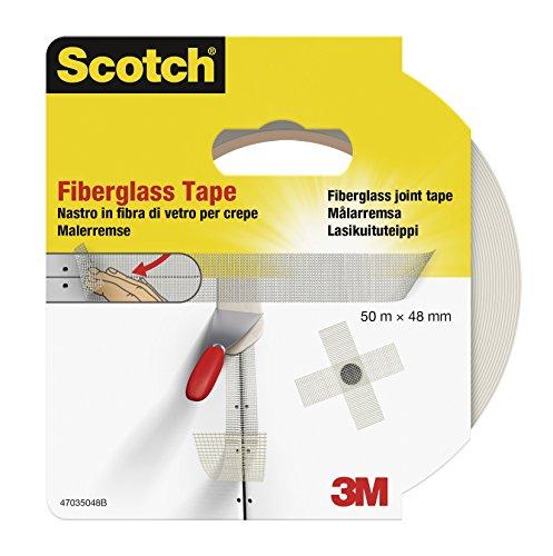 scotch-302048-nastro-adesivo-in-fibra-di-vetro-per-fughe-48-mm-x-50-m-colore-bianco