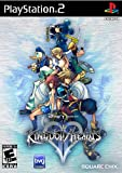 Kingdom Hearts - Original Black Label Version - PlayStation 2