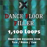 Dance Floor Filler - Ableton Cubase Fl Studio Logic Pro Tools Tech House EDM WAV
