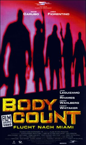 Body Count - Flucht nach Miami [VHS]