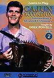 echange, troc Learn To Play Cajun Accordion /Vol.2