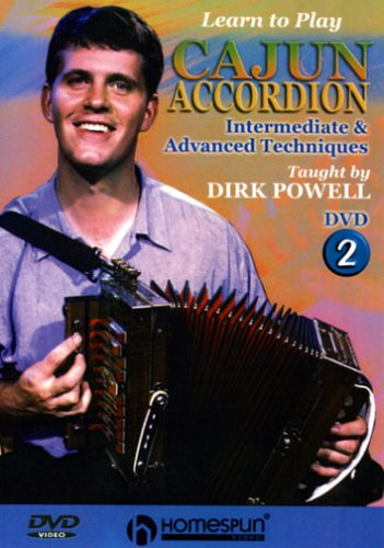 LEARN TO PLAY CAJUN ACCORDION /VOL.2