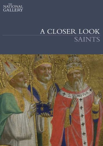 A Closer Look: Saints, MS. ERIKA LANGMUIR