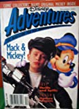 img - for DISNEY ADVENTURES, THE MAGAZINE FOR KIDS. DECEMBER 1993 (FEATURING