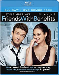 Friends with Benefits (Two-Disc Blu-ray/DVD Combo + UltraViolet Digital Copy)