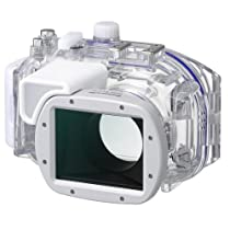 Panasonic DMW-MCTZ20 Marine Case for Select Lumix Cameras (White/Clear)