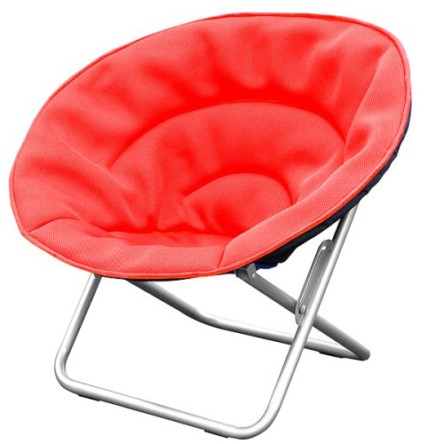 Airmesh Dish Chair - Red