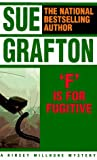 F Is for Fugitive (0553284789) by Grafton, Sue