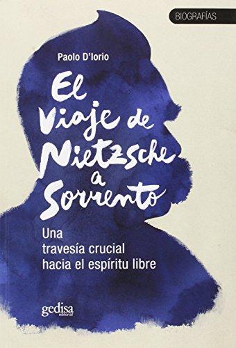 El viaje de Nietzsche a Sorrento: Una travesía crucial hacia el espíritu libre (TESTIMONIOS / BIOGRAFÍAS Y DOCUMENTOS)