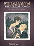 img - for William Bolcom: Theatrical Songs: High Voice book / textbook / text book
