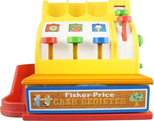 Fisher Price Vintage - Caikk01 - Classic - Caisse Enregistreuse