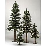 Natural Alpine 5' Artificial Christmas Tree