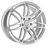 "4 Brand New 19""x8 Audi Alloy Wheels to fit Audi A4 A6 A8 V8 S2 S4 & S6"