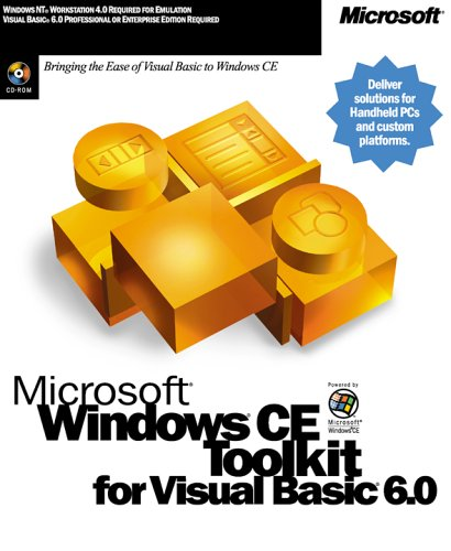 Windows CE Toolkit for Visual Basic 6.0