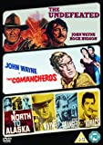 The Undefeated/ The Comancheros/ North To Alaska [DVD]
