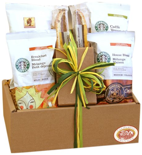 California Delicious Starbucks Sampler Coffee