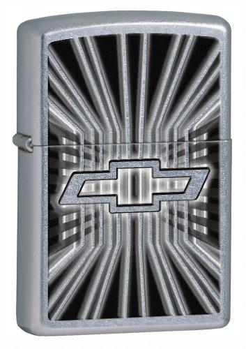 Zippo Street Chrome Chevy Lighter