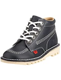 Kickers Baby Boys' Leather Classic Boot