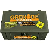 Grenade 50 Calibre Pre-Workout Booster - LEMON RAID