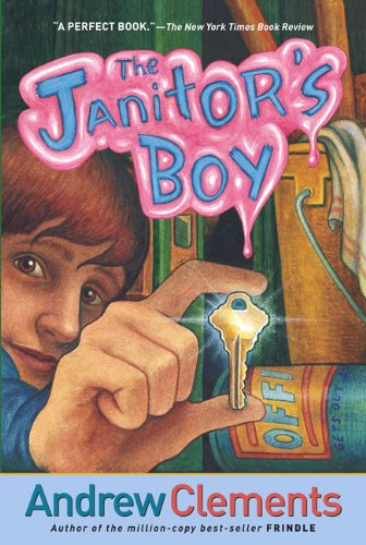 picture The Janitor's Boy (Turtleback School & Library Binding Edition)