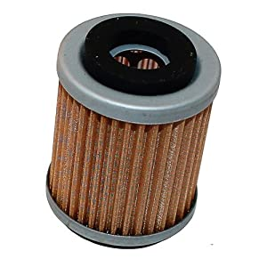 Yamaha Grizzly  Oil Filter Number