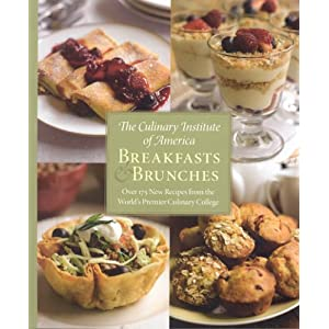 Breakfasts & Brunches (Culinary Institute of America) [Hardcover]
